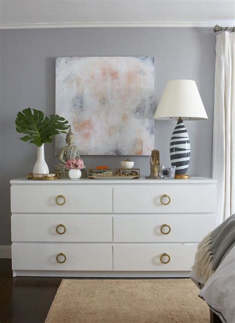 ikea bedroom hacks 37 ways to incorporate ikea malm dresser into your d 233 cor digsdigs