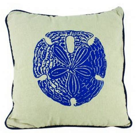 Nautical Pillows Wholesale by Wholesale Sand Dollar Pillow 15 Quot Model Ship Assembled