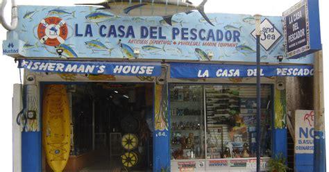 casa del pescador manzanillo comercios la casa del pescador