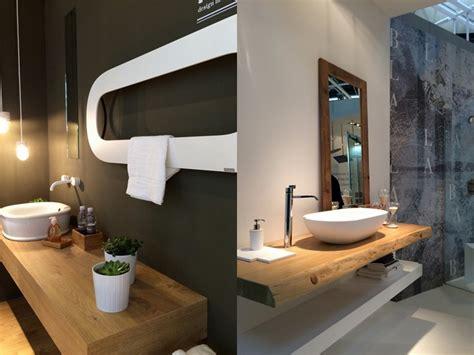 arredo bagno in legno cersaie 2015 tendenza legno nell arredo bagno