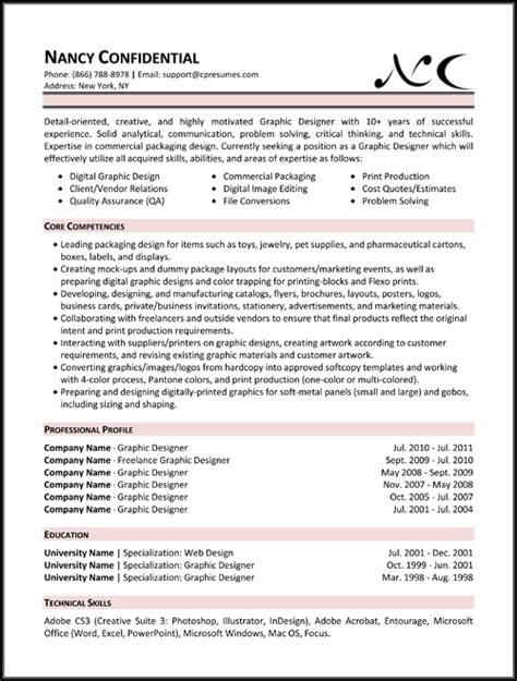 skill set resume exle skills based resume exles the best resume