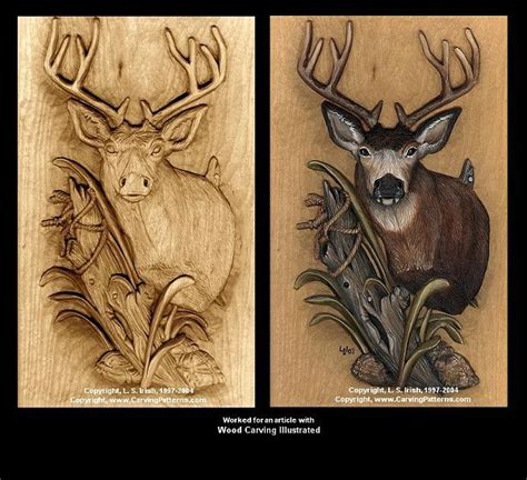 carving templates free 17 best images about wood burning on deer