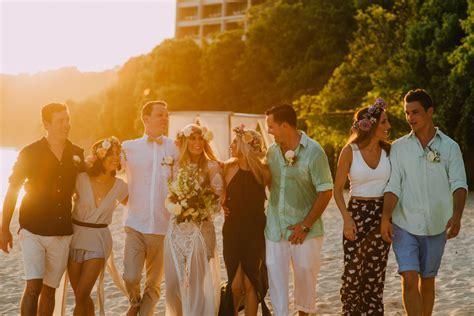 Bali Wedding Destination // Matt & Claire at Samabe Bali