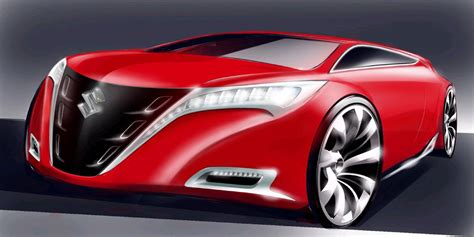 Suzuki Sports Sport Cars Concept Cars Cars Gallery Suzuki Sports Car