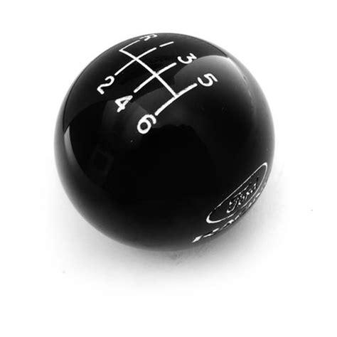 ford racing shift knob ford racing mustang shift knob black 15 18 m 7213 m8