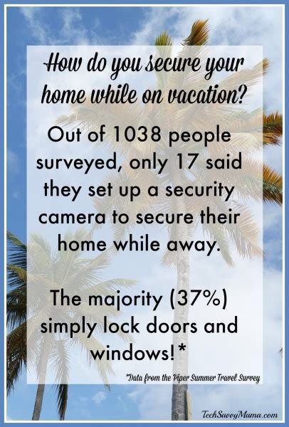 how do you secure your home while away piper nv automates
