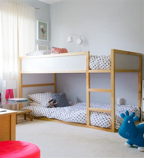 Ikea Bunk Bed Ideas Sensational Size Loft Bed Ikea Decorating Ideas Gallery In Transitional Design Ideas