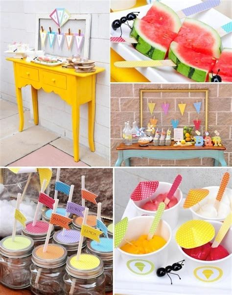 bbq theme party supplies fire pit design ideas