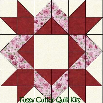 Pre Cut Patchwork Quilt Kits - scrappy fabric easy pre cut patchwork quilt