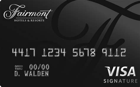 Fairmont Hotel Gift Card - three credit cards to avoid running with miles
