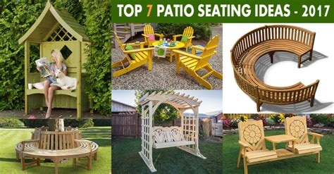 patio seating ideas top 15 outdoor tile ideas trends for 2016 2017