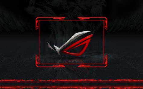 asus logon wallpaper rog red windows 7 logon by ultimatedesktops on deviantart