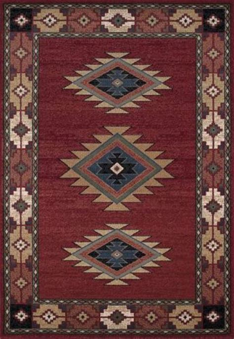 Western Area Rugs Dalyn An30 South Western Area Rug Approx 5 X 7 Ebay Home Decorations