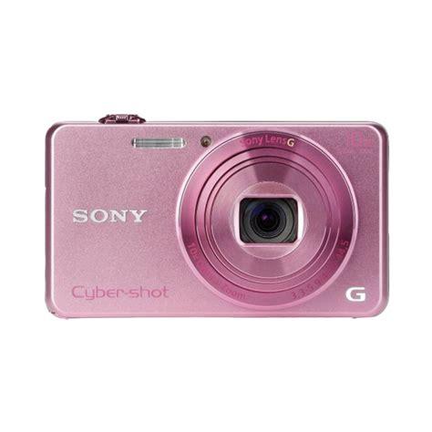 Kamera Sony Pocket jual sony cyber wx220 kamera pocket pink harga kualitas terjamin blibli