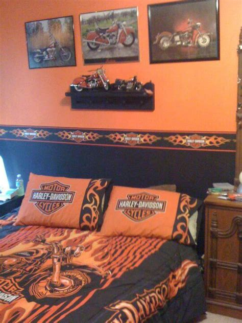 Harley Davidson Bedroom Ideas by Our Harley Davidson Bedroom Creativity