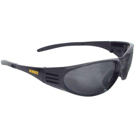 Dewalt Safety Glasses Ventilator Black Dewalt Safety Glasses Ventilator Black Frame With Smoke