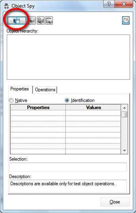 tutorialspoint qtp qtp object spy