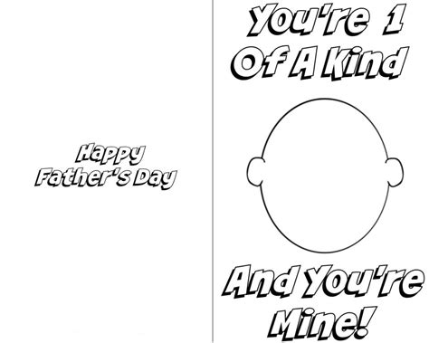 fathers day cards templates free printable cards fathers day template update234