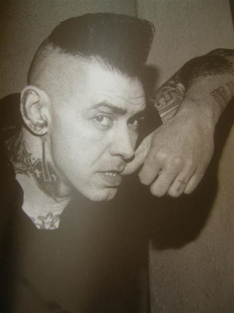 nekroman psychobilly hairstyle cool s hair - Psychobilly Hairstyles