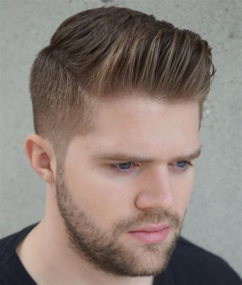 40 Superb Comb Over Hairstyles for Men