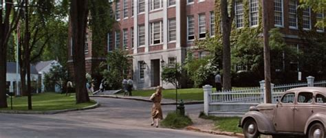 A Place Filming Location Peyton Place 1957 Filming Locations The District