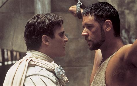 gladiator film russell crowe quotes from russell crowe gladiator quotesgram