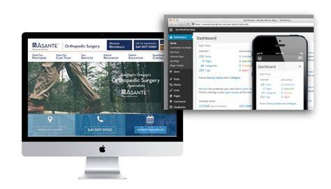 site layout customizer wordpress custom wordpress cms website design development