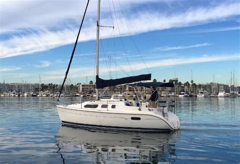 boats for sale marina del rey hunter 290 boats for sale in marina del rey california
