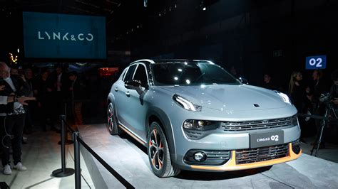 Auto Und Co by The New Lynk Co 02 Crossover Suv Changing Mobility Forever