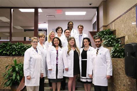 nursing school tulsa college of health sciences conducts white coat