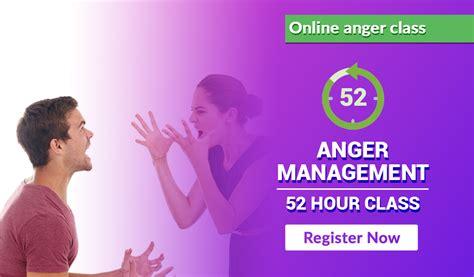 anger management class online 52 hour anger management class online anger and conflict