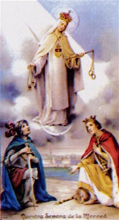 la virgen de los 6071107903 advocaciones marianas virgen de la merced