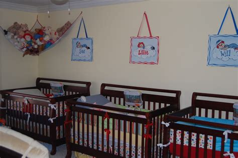 the vincent triplets the triplet nursery