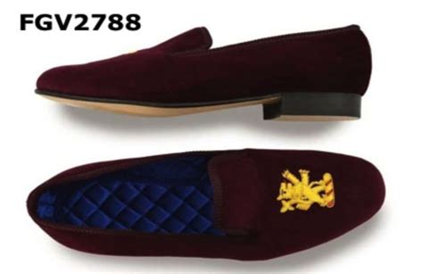 personalised slippers loafers collection fg