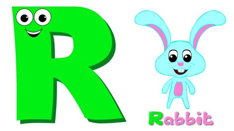 Phonics Letter | R song - YouTube R