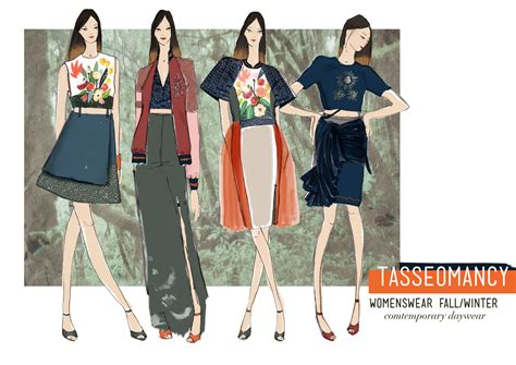 fashion illustration themes 1000 images about fashion portfolio ideas on