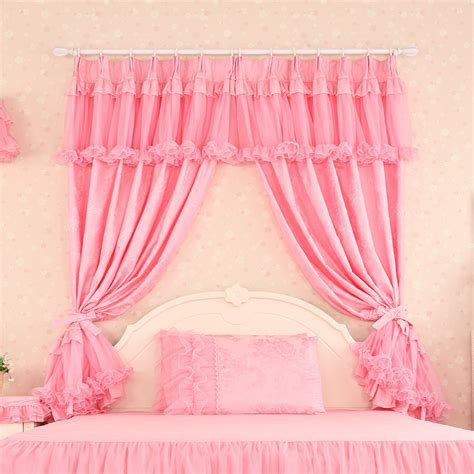 curtains for girls room luxury curtains for living room pink lace cortinas tulle