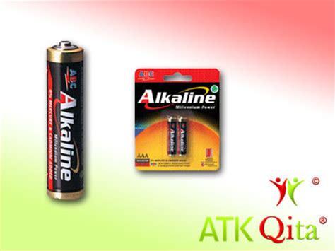 Baterai Alkaline A3 batere a3 alkaline