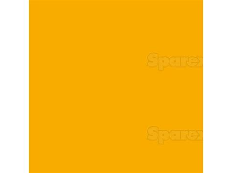 jcb painting s 84349 paint gloss yellow 1 litre tin for bomford