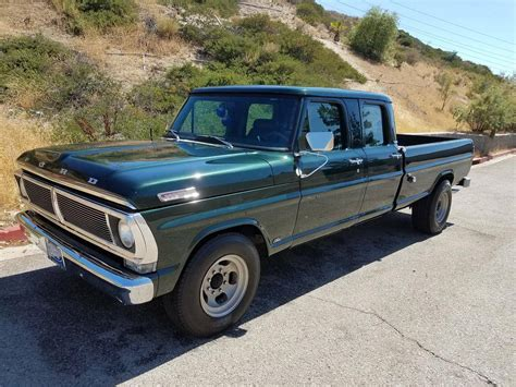 ford f350 crew cab for sale 1969 ford f350 for sale 1967217 hemmings motor news