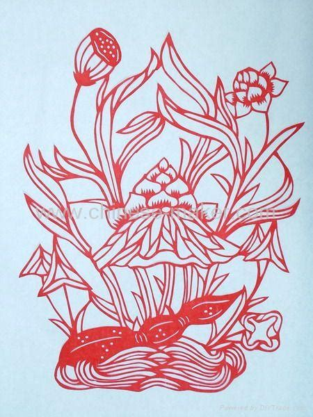 cutting games paper ancient chinese folk art paper cutting mascot of 08