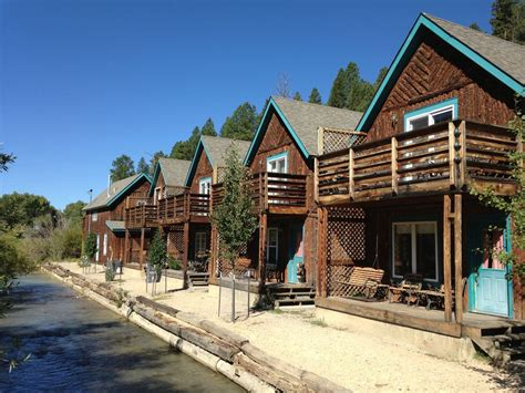 Cabins For Rent In River Nm by River Vacation Rental Vrbo 3600410ha 4 Br Nm Cabin The River Flows 5ft From Front Door