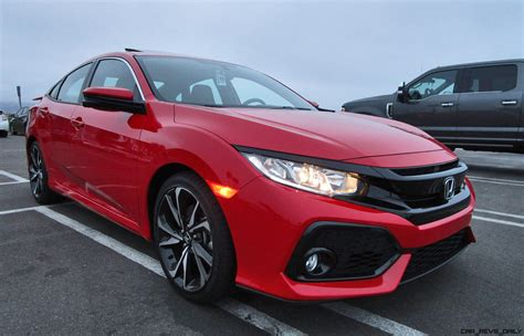2017 honda civic sedan 2017 honda civic si sedan 2