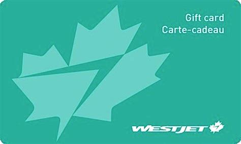 Purchase Online Gift Card - westjet gift cards are now available for purchase online