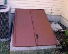 bulkhead door water entering basement from
