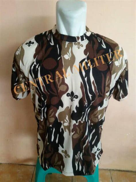 Baju Atasan Pramuka jual kaos loreng pramuka kaos doreng pramuka baju pramuka