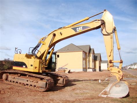 zero tail swing excavator for sale caterpillar 325c lcr excavator used for sale large cat