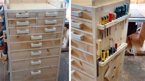 Lathe Tool Cabinet by 23 Id 233 Es 224 Adopter Pour Ranger Vos Outils De Bricolage
