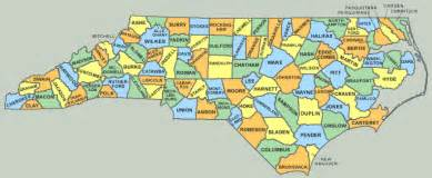 carolina county map fotolip rich image and