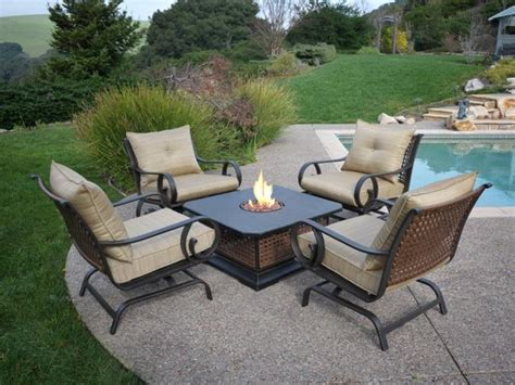 outdoor patio furniture with pit outdoor furniture with